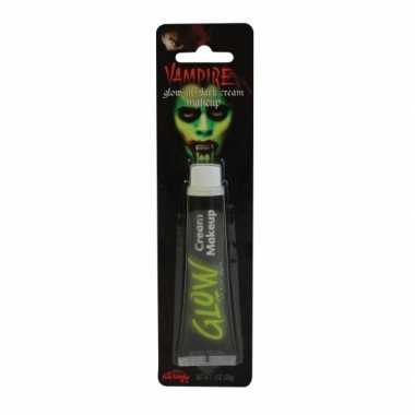 Glow the dark make up tube
