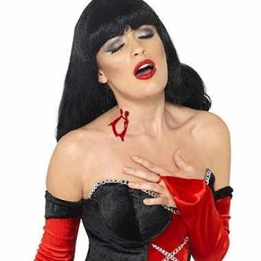 Halloween Fop vampieren beet