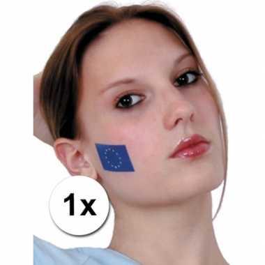 Landen vlag tattoo europa