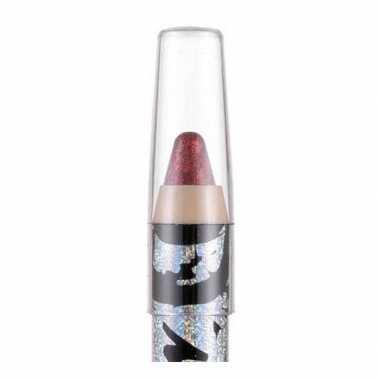 Make-up glitter potlood rood