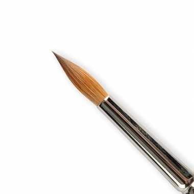 Marterhaar schmink penseel nr. 8