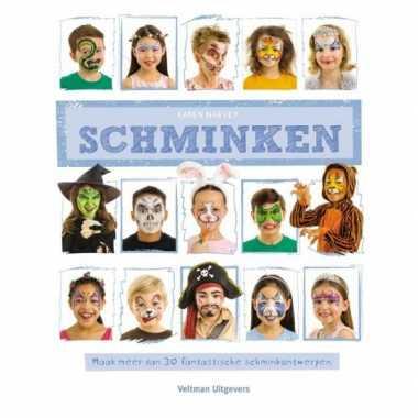 Schminkboek 30 ontwerpen