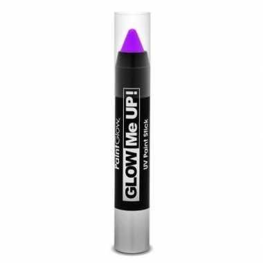 Uv make up stift neon paars