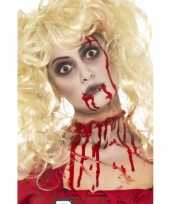 Halloween zombie schminkset
